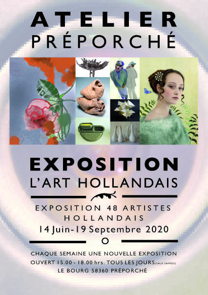 Poster expo in frankrijk