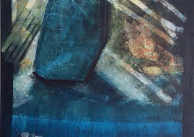 Losstaand – acryl op doek – 60 x 80 cm